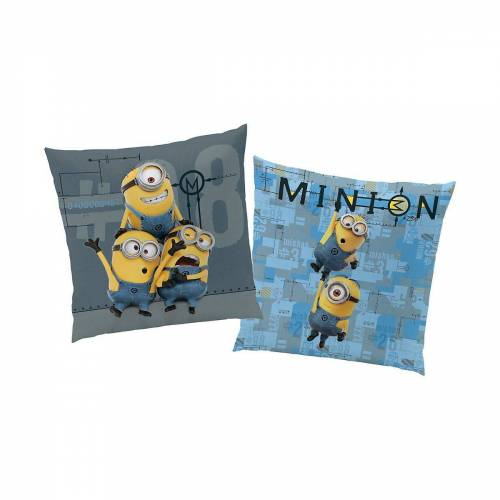 CTI Dekokissen »Minions Funny, Kissen, 40 x 40 cm«