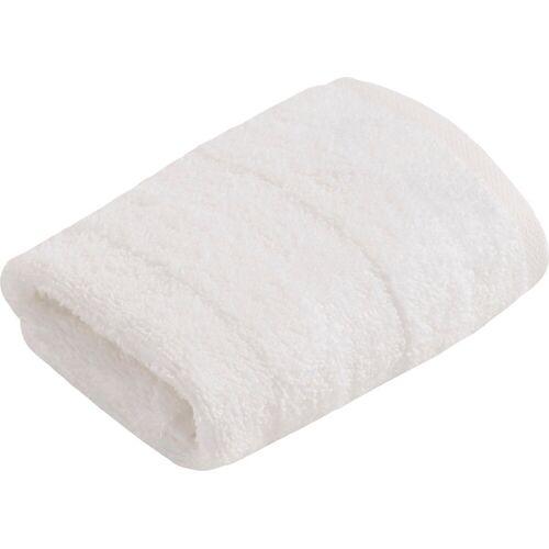 Vossen Waschlappen »Fresh« (3-tlg), BIO und VEGAN, weiß