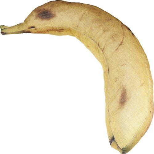 KARE Dekokissen »Kissen Shape Banana Groß«