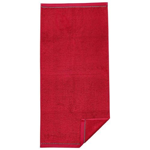 Esprit Handtuch, rot