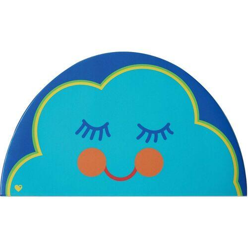 byGraziela Kindergeschirr-Set »Kinder-Tischset Sonne«, blau