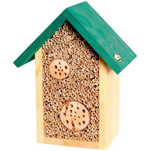 dobar Insektenhotel »Schilfinger«, BxTxH: 23x14x29 cm, braun