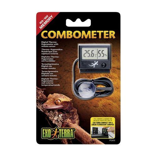 Exo Terra Thermometer »Hygrometer«, schwarz