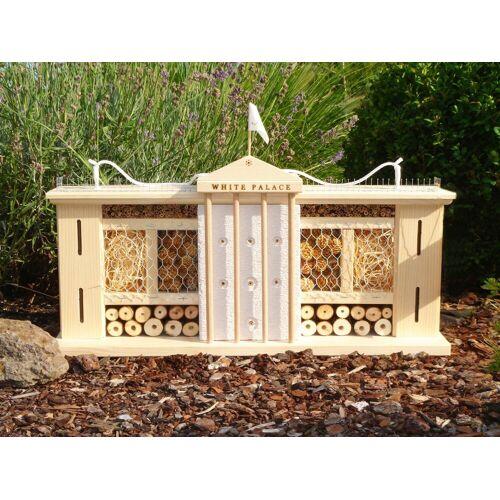 LUXUS-INSEKTENHOTEL Luxusinsektenhotels Insektenhotel »Weißer Palast«, natur