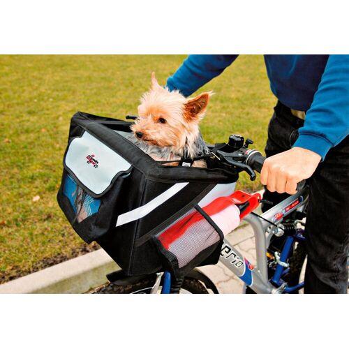 TRIXIE Fahrradkorb »Front-Box«, schwarz