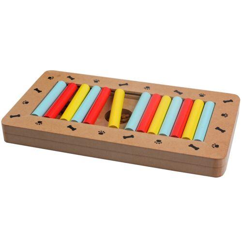 SILVIO design Hundespielzeug »Play Box«, natur