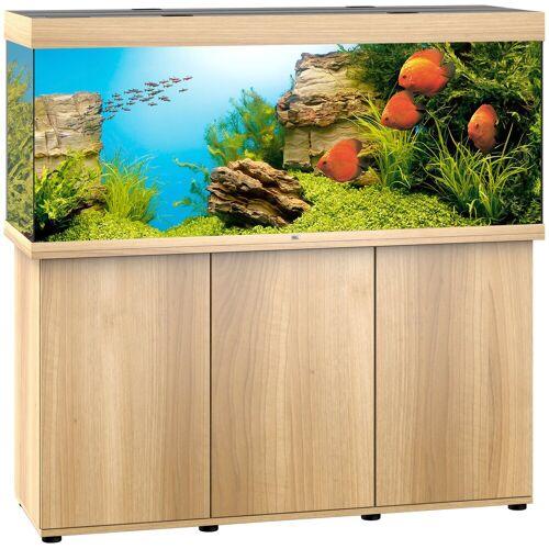 JUWEL AQUARIEN Aquarien-Set »Rio 450 LED«, B/T/H: 151/51/146 cm, 450 l, in 4 Farben, helles Holz