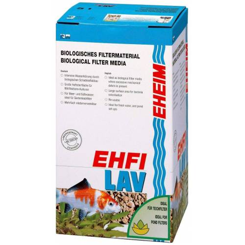 Eheim Filtermedium »LAV«, 5 l, bunt