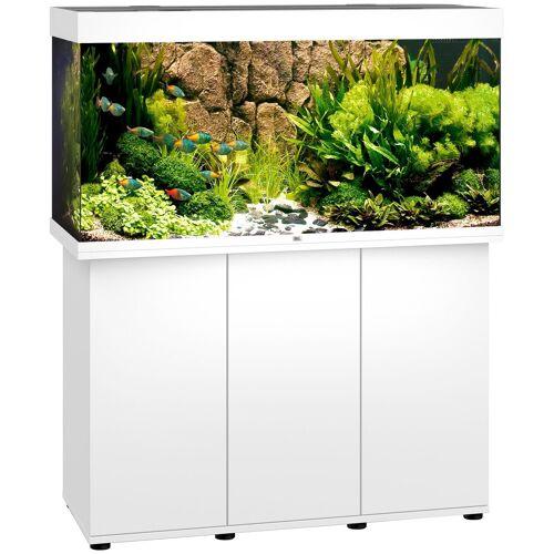 JUWEL AQUARIEN Aquarien-Set »Rio 350 LED«, B/T/H: 121/51/146 cm, 350 l, in 4 Farben, weiß