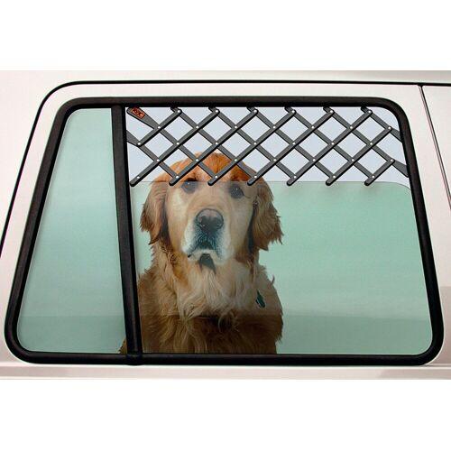 HEIM RAC Hunde-Autogitter max. Breite: 60 cm, dunkelgrau
