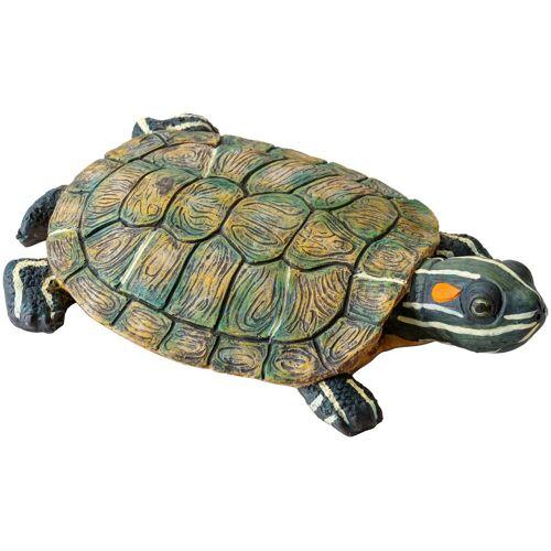 Exo Terra Terrariendeko »EX Turtle Turtle Island«