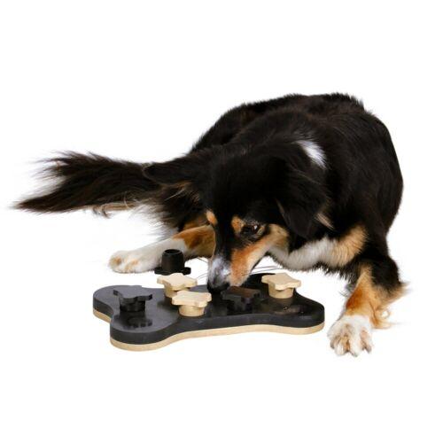 TRIXIE Hundespielzeug »Game Bone«, schwarz