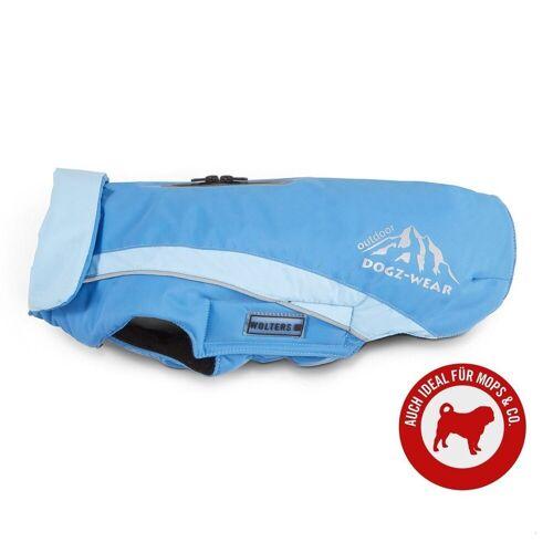Wolters Hundemantel »Skijacke Dogz Wear Mops & Co.«, blau