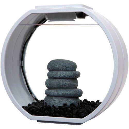 AA Aquarium Aquarium »Deco O mini«, weiß