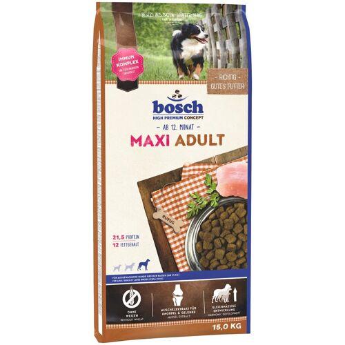 Bosch Petfood Trockenfutter »Maxi Adult«, 15 kg