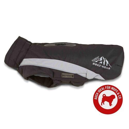 Wolters Hundemantel »Skijacke Dogz Wear Mops & Co.«, grau