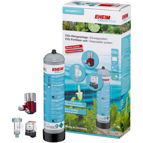 Eheim Aquariumpflege »SET200«, (Set), CO²-Düngeanlage mit 500g Flasche, Einweg