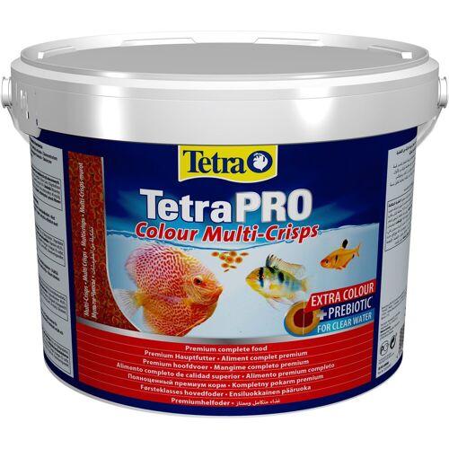 Tetra Fischfutter »Pro Colour«, 10 Liter, blau