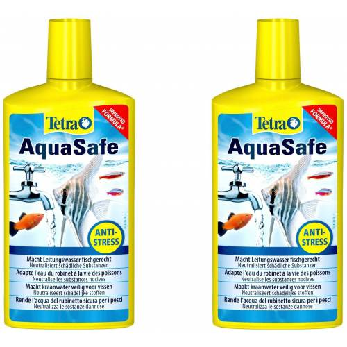 Tetra Aquariumpflege »Aqua Safe«, 2er Set