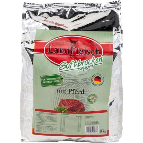 LANDFLEISCH Trockenfutter »Softbrocken Pferd«, 5 kg