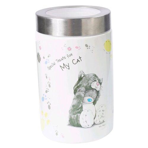 HEIM Futterbehälter »Me to You«, Keramik, (1-tlg), 1250 ml