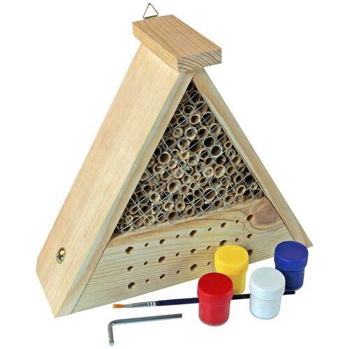 Windhager Insektenhotel »Bausatz Bee«, BxTxH: 16,5x10,5x27 cm