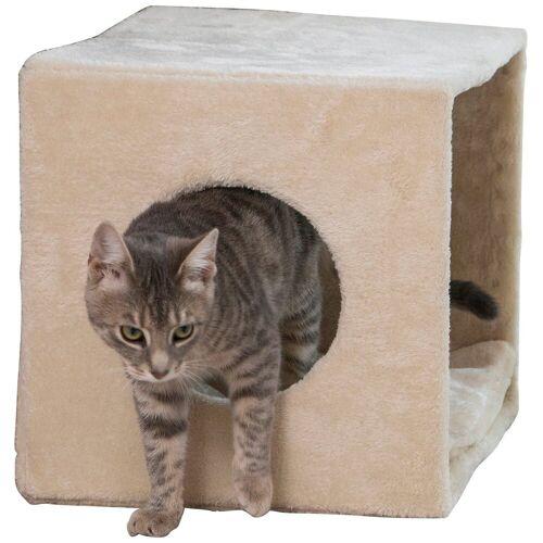 ABUKI Hundehöhle und Katzenhöhle BxL: 34x38 cm, beige