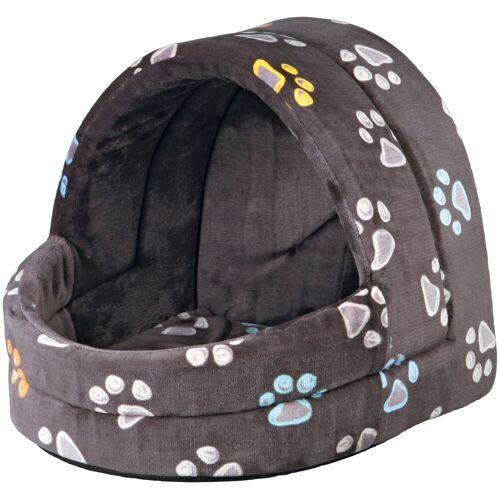 TRIXIE Hundehöhle und Katzenhöhle »Jimmy«, BxL: 40x35 cm, taupe, taupe