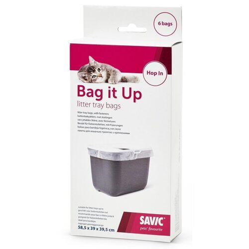 Savic Katzentoilette »BAG IT UP Beutel«, für Katzentoilette HOP IN und ähnliche Katzentoiletten