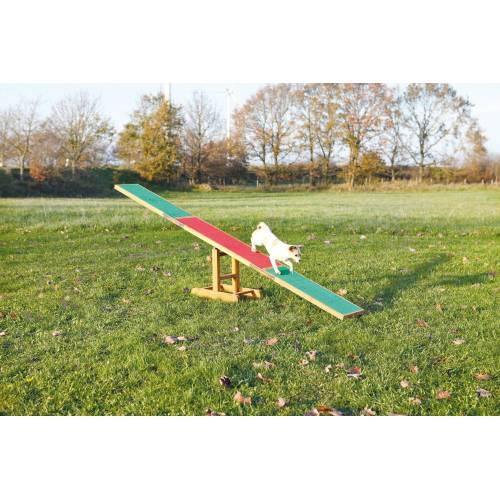 TRIXIE Agility-Wippe, Holz