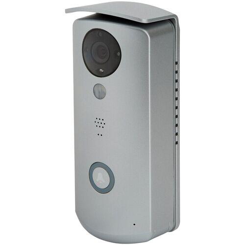 SecuFirst Wi-Fi-Türklingel »DID501«, mit Kamera, Steuerung über Handy-App, grau