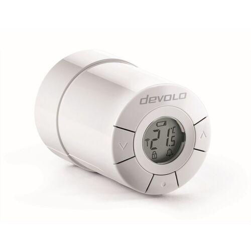 Devolo »(Smarthome Funk Thermostat, Z-Wave, per App)« Smartes Heizkörperthermostat, Home Control Heizkörperthermostat