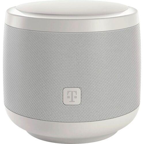 Telekom Magenta-Smart Speaker 2 Smart Speaker (WLAN (WiFi), Bluetooth, 25 W), weiß