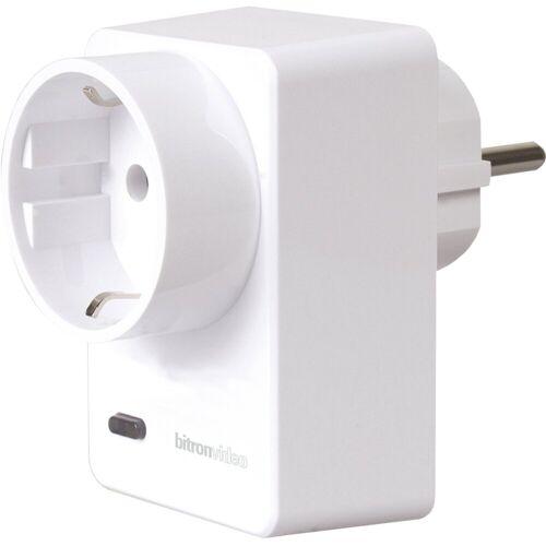Telekom Zwischenstecker mit Repeater »für Magenta SmartHome «, Weiß