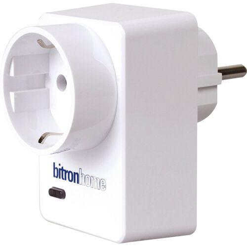 bitronhome Smart Home Zubehör »Smart Home Stecker mit Repeater (ZigBee)«, Weiß