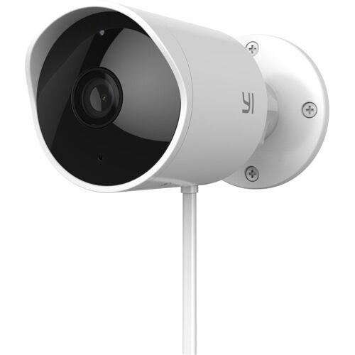 YI Sicherheitskamera »Outdoor Camera«, Weiß