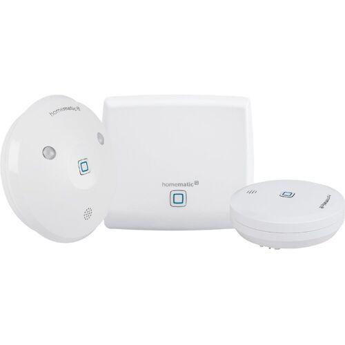 Homematic IP Smart Home »Starter Set Wasseralarm (153405A0)«, Weiß