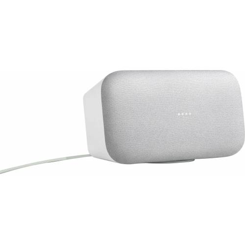 Google Home Max Smart Speaker (Bluetooth, WLAN (WiFi), kreide