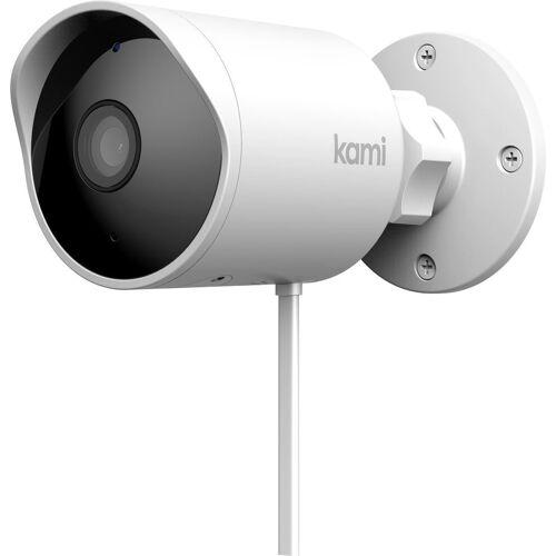 Kami Sicherheitskamera »Outdoor Security Camera«, Weiß