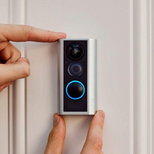 Ring »Doorview Cam« Smart Home Türklingel (Außenbereich, Innenbereich)