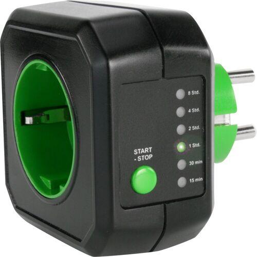 Ansmann Steckdose »AES1 Timer Steckdose mit Energiesparfunktion«