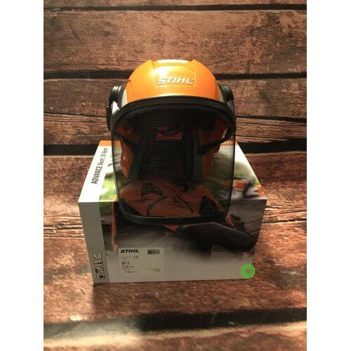 STIHL Schutzhelm »Helmset ADVANCE VENT Visier Gehörschutz«