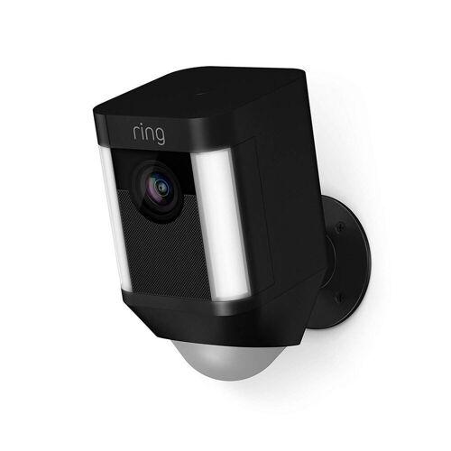Ring »Spotlight Cam Sicherheitskamera mit LED batteriebetrieben« Überwachungskamera