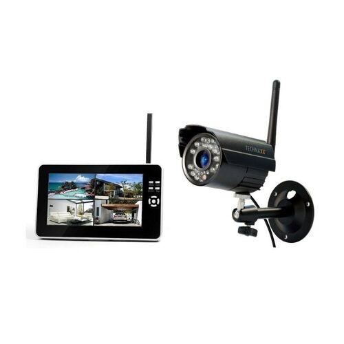 Technaxx »TX-28 Easy Überwachungskamera schwarz« Überwachungskamera