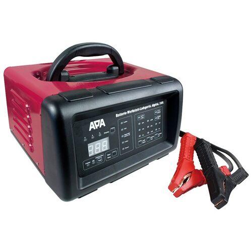 APA Batterieladegerät »20A «, mit Starthilfe (100 A), rot