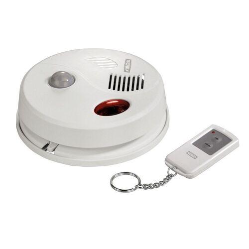 Xavax »Decken-Alarm mit PIR 360° Bewegungsmelder Sensor Einbruch-Schutz Haus-Alarm Alarm-Anlage« Alarmanlage (Ferngesteuert)