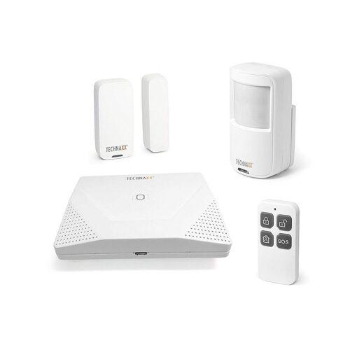 Technaxx »TX-84 WiFi Smart Alarmanlage Starter-Kit« Überwachungskamera