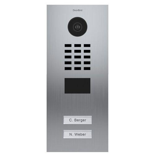 DoorBird »D2102« Smart Home Türklingel (Außenbereich)