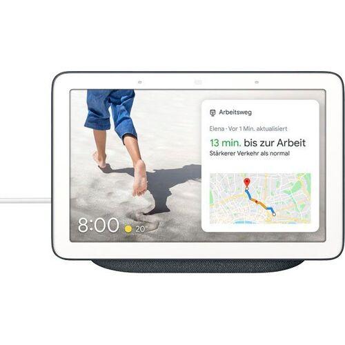 Google Nest Hub Smart Display (Bluetooth, WLAN (WiFi), karbon