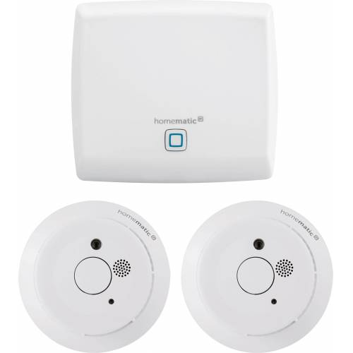 Homematic IP »Rauchmelder (3-tlg)« Smart-Home Starter-Set